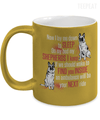 German Shepherd Security Metallic Mug-Coffee Mug-TEEPEAT
