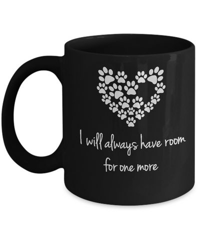 Room For One More Mug-Coffee Mug-TEEPEAT