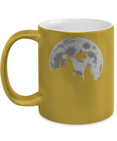 Moon Harry Metallic Mug-Coffee Mug-TEEPEAT