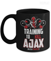Training to Kill Ajax Mug