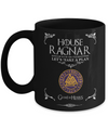 House of Ragnar Mug-Coffee Mug-TEEPEAT