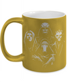 Star Wars Villains Metallic Mug