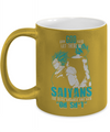 God Said Saiyans Metallic Mug