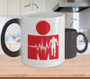 Iron Man Pulse Color Changing Mug-Coffee Mug-TEEPEAT