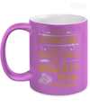 Wizard Girl Metallc Mug-Coffee Mug-TEEPEAT