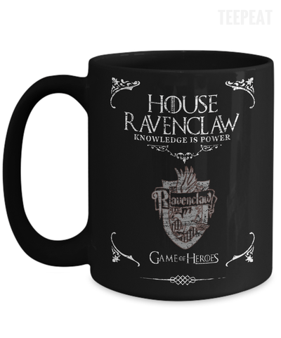 House of Ravenclaw Mug-Coffee Mug-TEEPEAT