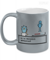 Wild Meeseeks Appeared Metallic Mug
