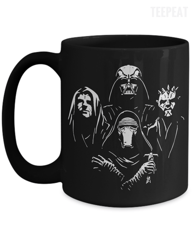 Star Wars Villains Mug