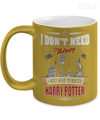 Need To Watch Harry Potter Metallic Mug-Coffee Mug-TEEPEAT