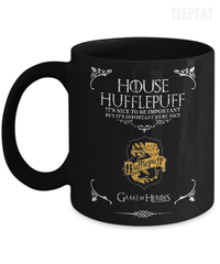 House of Hufflepuff Mug