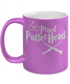 Potter Head Metallic Mug-Coffee Mug-TEEPEAT