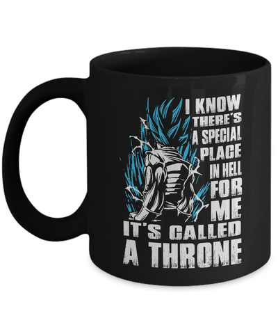 Gearbubble Coffee Mug 11oz Mug / Black A Throne Mug