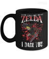 Gearbubble Coffee Mug 11oz Mug / Black Call Me Zelda I Dare You Mug