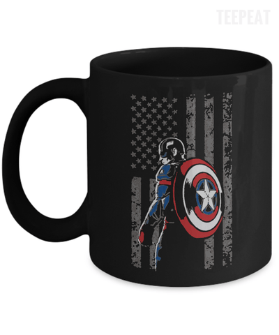 Gearbubble Coffee Mug 11oz Mug / Black Captain Pick a Side Mug