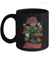 Gearbubble Coffee Mug 11oz Mug / Black Catvengers Mug