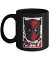 Gearbubble Coffee Mug 11oz Mug / Black Deadpool DisOBEY Mug
