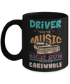 Gearbubble Coffee Mug 11oz Mug / Black Driver Picks the Music Mug