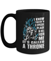 Gearbubble Coffee Mug 15oz Mug / Black A Throne Mug
