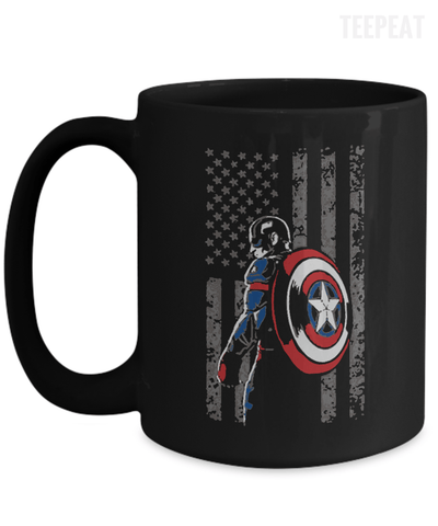 Gearbubble Coffee Mug 15oz Mug / Black Captain Pick a Side Mug