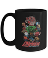 Gearbubble Coffee Mug 15oz Mug / Black Catvengers Mug