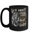 Gearbubble Coffee Mug 15oz Mug / Black Dumbledore Mug