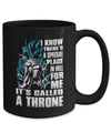 Gearbubble Coffee Mug A Throne Mug