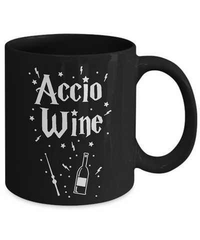 Gearbubble Coffee Mug Accio Wine Mug