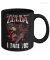 Gearbubble Coffee Mug Call Me Zelda I Dare You Mug