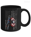 Gearbubble Coffee Mug Captain Pick a Side Mug