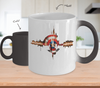 Gearbubble Coffee Mug Captain Pulse Color Changing Mug