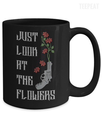 Gearbubble Coffee Mug Carol Flowers Mug