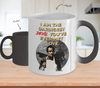 Gearbubble Coffee Mug Daringest Devil Color Changing Mug