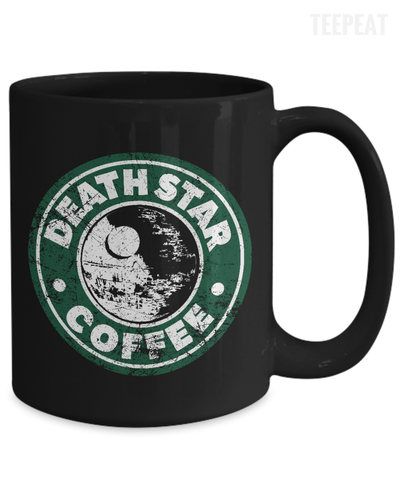 Gearbubble Coffee Mug Death Star Coffee Mug