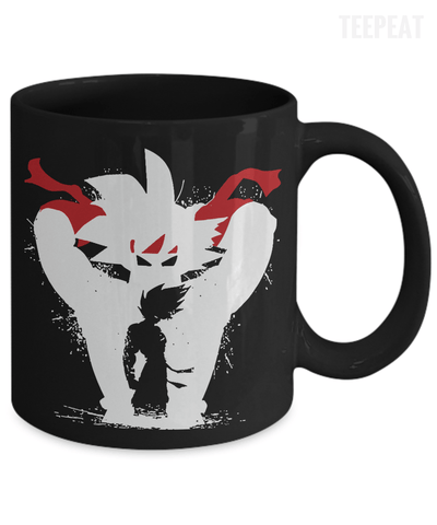 Gearbubble Coffee Mug Dragon Ball Z Bardock Mug