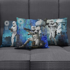 Star Wars Troopers Collection Pillows