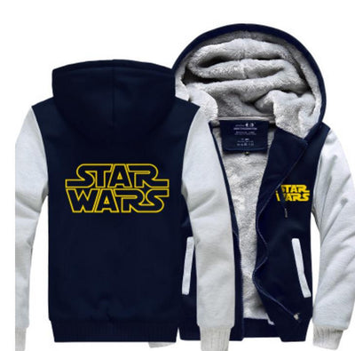 Star Wars Jacket-Jacket-TEEPEAT