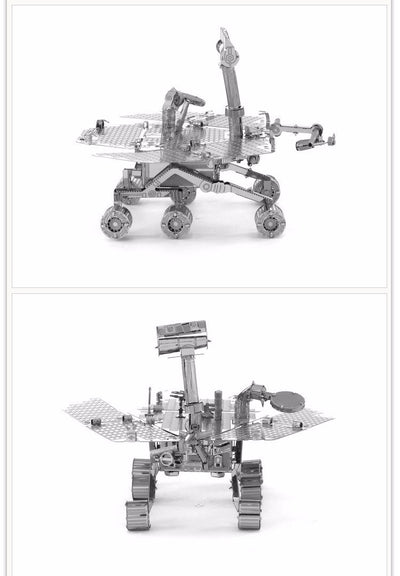 Mars Rover DIY 3D Metal Model Kit-TEEPEAT