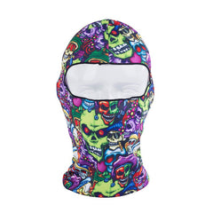 New Limited Edition 3D Skull v3 Headgear