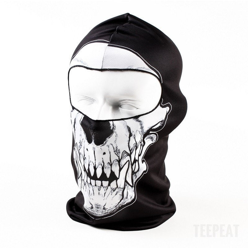 New Limited Edition 3D Gim Reaper Headgear-TEEPEAT