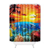 Sea Animals Shower Curtain-TEEPEAT