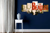 The Beatles: A Hard Day's Night Painting - 5 Piece Canvas-Canvas-TEEPEAT