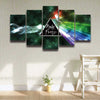 Pink Floyd V3 Painting - 5 Piece Canvas-Canvas-TEEPEAT