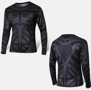 Marvel Super Hero Long Sleeve Shirts