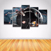 Star Wars Battleship - 5 Piece Canvas Painting