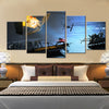 Star Wars Battlefield 1 - 5 Piece Canvas Painting
