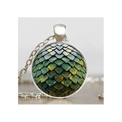 Game of Thrones Dragon Egg Pendant