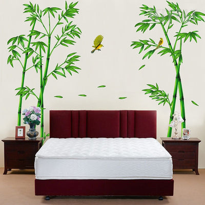 Green Bamboo Forest Wall Stickers