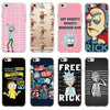Rick & Morty Various Phone Cases