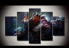 DOTA: The Ursa Warrior - 5 Piece Painting