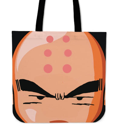 TEEPEAT Krillin Dragon Ball Z Characters Totes